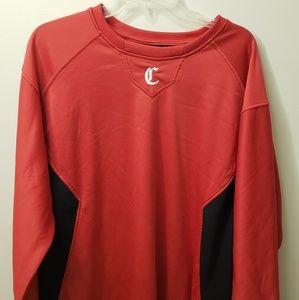 University of Cincinnati pullover